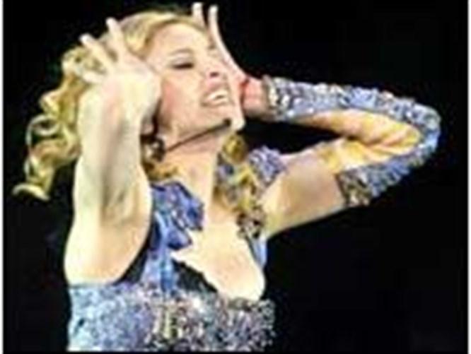Madonna Avrupa turnesinde